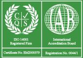 CQS 14001 Logo