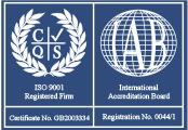 CQS 9001 Logo
